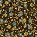 Двусторонняя бумага Bohemian Floral