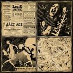 Двусторонняя бумага All That Jazz