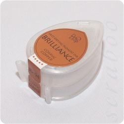 Пигментные перламутровые чернила  Brilliance Dew Drop цвет Cosmiс Copper