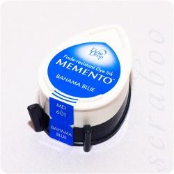 Водорастворимые чернила Memento Dew Drop цвет Bahama Blue