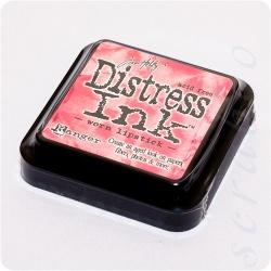 Чернила Distress Ink Ranger цвет Worn lipstick