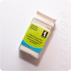 Пудра для эмбоссинга цвет Linen White