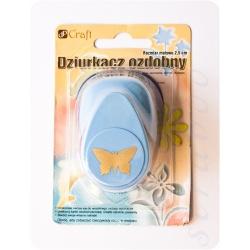 """Фигурный дырокол """"Бабочка"""" DP Craft - 2.5 см"""