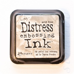 Чернила Distress  Embossing Ink Ranger для эмбоссинга