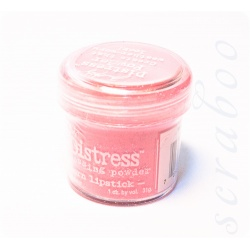 Пудра для эмбоссинга Distress Tim Holtz цвет Worn Lipstick