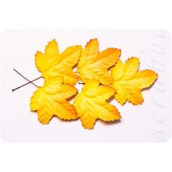 Кленовые листочки, 15 шт