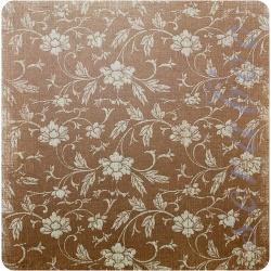 Двусторонняя бумага Blue & Brown Floral
