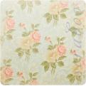 Двусторонняя бумага Blue Floral & Lace