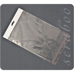 Пакетики для упаковки открыток с липкой лентой, 10шт