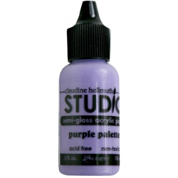 Акриловая краска Studio Semi-Gloss Purple Palette