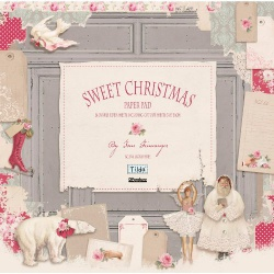 "Набор бумаги ""Sweet Christmas"", 30х30 см, 8 листов"