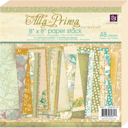 "Набор бумаги Prima ""Alla Prima"", 15х15 см, 48 листов"