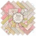 "Набор бумаги ""Spring Feast"", 15х15 см, 16 листов"