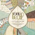 "Набор бумаги ""New Leaf"", 15х15 см, 16 листов"