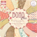 "Набор бумаги ""Boho Chic"", 15х15 см, 16 листов"