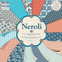 Набор бумаги 15*15 см 16 листов Neroli
