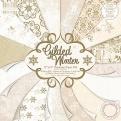 Набор бумаги 30*30 см 16 листов Gilded Winter
