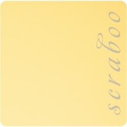 Кардсток  Bazzill Basics Sherbet,  c текстурой холста