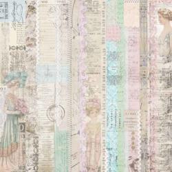 Односторонняя бумага  Pink Lady