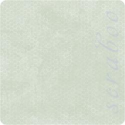 Односторонняя бумага Green Honeycomb