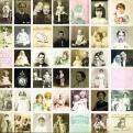 Двусторонняя бумага  Adopted Ancestors