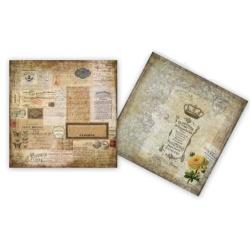 Двусторонняя бумага Charmed Moments