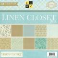 "Набор бумаги ""The Linen Closet"", 30х30 см, 24 листа"