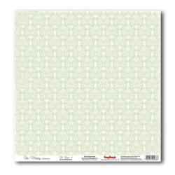 """Односторонняя бумага """"Свадебная, нежно-зеленая 5"""""""