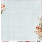 "Набор бумаги ""Бабочки"" 30х30 см, 13 листов"