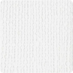 Кардсток  Bazzill Basics White, c текстурой холста