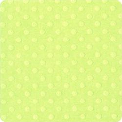 Кардсток  Bazzill Basics Celtic Green, с текстурой светлых точек