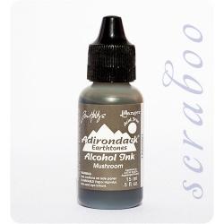 Алкогольные чернила Adirondack цвет Mushroom