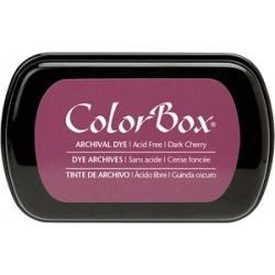 Чернила Archival Dye ColorBox цвет Dark cherry