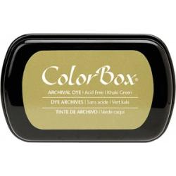 Чернила Archival Dye ColorBox цвет Khaki Green