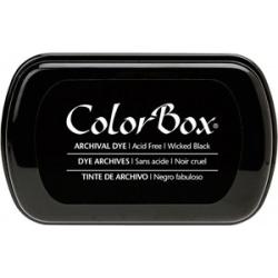 Чернила Archival Dye ColorBox цвет Wicked Black