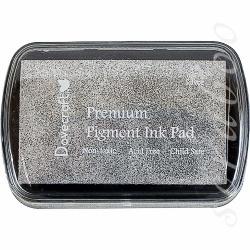Пигментные чернила Dovecraft цвет Silver
