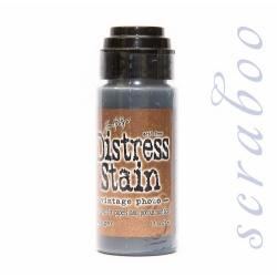 Жидкие чернила Distress Stain цвет Vintage Photo