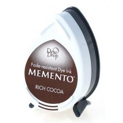 Водорастворимые чернила Memento Dew Drop цвет Rich Cocoa