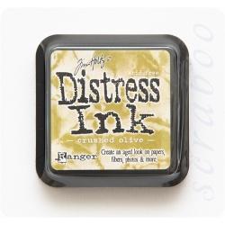 Чернила Distress Ink Ranger цвет Crushed olive