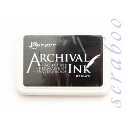 Чернила Archival Ink Ranger цвет Black