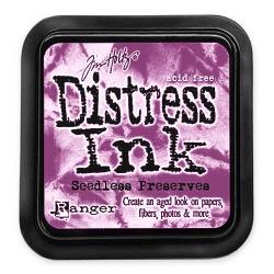 Чернила Distress Ink Ranger цвет Seedless preserves