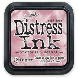 Чернила Distress Ink Ranger цвет Victorian velvet