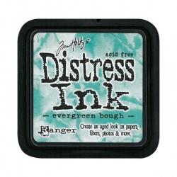 Чернила Distress Ink Ranger цвет Evergreen bough