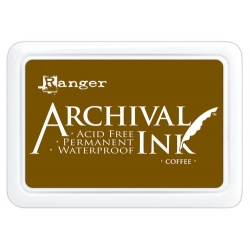 Чернила Archival Ink Ranger цвет Coffee