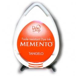Водорастворимые чернила Memento Dew Drop цвет Tangelo