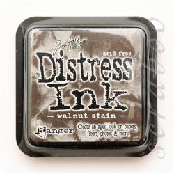 Чернила Distress Ink Ranger цвет Walnut stain