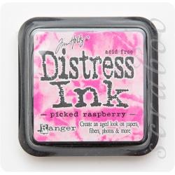 Чернила Distress Ink Ranger цвет Picked raspberry