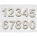 Набор цифр от 0 до 9