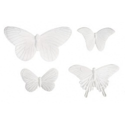 "Набор фигурок из гипса ""Бабочки"" Melissa Frances"
