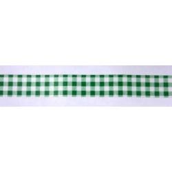 """Бумажный скотч с принтом """"Зеленая клетка"""", 8м"""